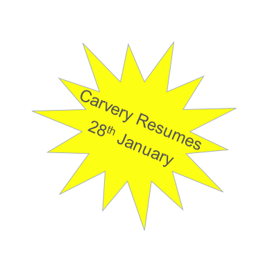 Carvery Resumes 